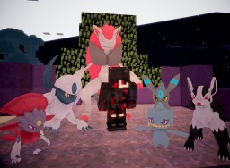 Me & mah Pokes Minecraft Blog Post