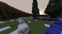 Snakes and Sheep? Minecraft Blog