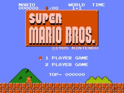Super Mario Bros. Minecraft Map & Project