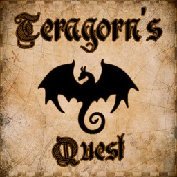 Teragorn`s Quest - Medieval RPG Project - Custom Map#1 Minecraft Project