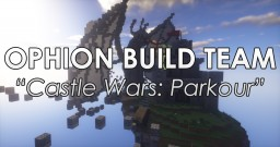 Castle Wars: Parkour Minecraft Map & Project