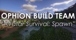 Avatar Survival: Spawn 2 Minecraft Map & Project