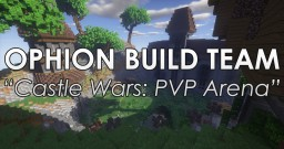 Castle Wars: PVP Arena Minecraft Project
