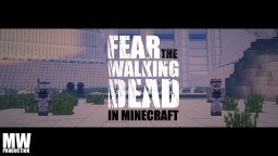 | ENG SUBS |Trailer MINECRAFT movie | FEAR THE WALKING DEAD | Minecraft Machinima | Minecraft Map & Project