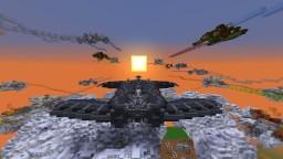 The Battle of Vospel V Minecraft
