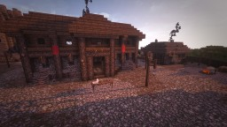 Gothic III - A Legend Returns Minecraft Map & Project