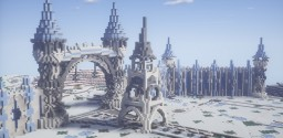 Aynor - The Lost City of Ice Minecraft Project