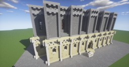 The Iron Bank of Braavos [Game of Thrones] Minecraft Project