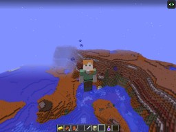 Mesa coster Minecraft Map & Project