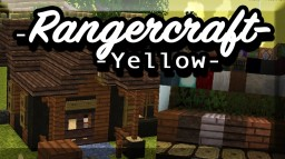 💛⭐️🌼 RANGERCRAFT YELLOW 🌼⭐️ 💛EDITION - 1.12 - Minecraft Texture Pack