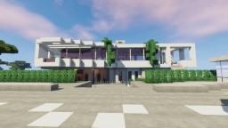 Modern houses & more Minecraft