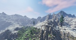 Aseria - Custom map - Fantasy / Medieval Terrain - 5K by 7K Minecraft Map & Project