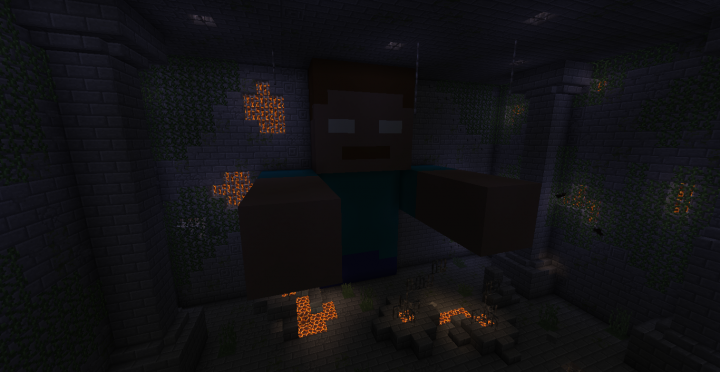 Herobrine is not the boss. But then, who?