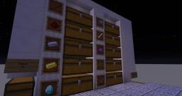 Modular Multi-Item Sorting System v1 Minecraft Map & Project