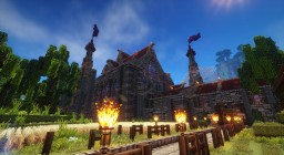 Endercore RPG PVP Kingdoms Minecraft