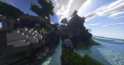 Small Jungle Hub Minecraft Project