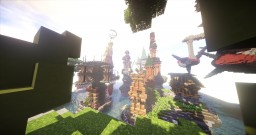 Build Collection of Deep Dark Dangerous Minecraft Project