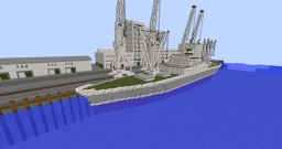 Cargo Ship #1 Minecraft Project