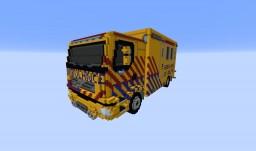 MICU Ambulance Minecraft Project