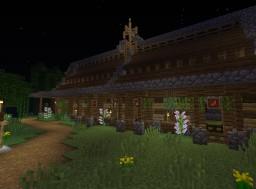 Animal farm Minecraft Project