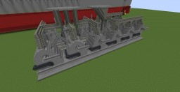 Large Boiler room Minecraft Map & Project