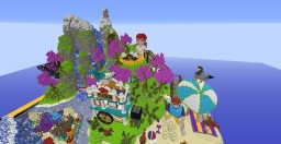 Ocean Wonderland Organics Minecraft Map & Project