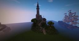 WatchTower / Tour de guet Minecraft Map & Project