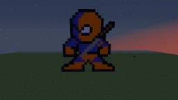 Deathstroke Minecraft Project