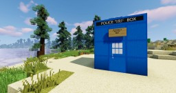 Doctor Who Minecraft - Whovians Anoynmous Minecraft