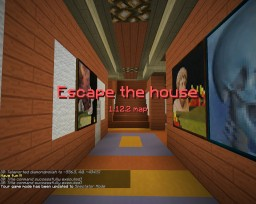 Escape the House 1.12.2 Minecraft Map & Project