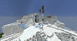 Star wars Hoth base Minecraft Project