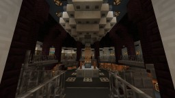 Doctor Who TARDIS Interior (series 9-10 era) Minecraft Project