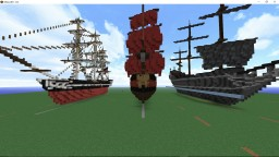 Queen Anne's Revenge Minecraft Project