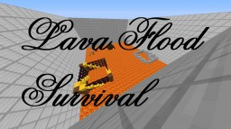 Rising Lava Survival Minecraft Map & Project