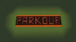 -Parkour- Minecraft Map & Project