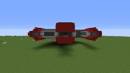 Ebon Hawk - From Star Wars: Knights of the Old Republic Minecraft Project