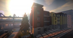 Vibrant Village Condominiums   Huntington Minecraft Map & Project