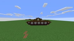 DoXan T-12 Custom Heavy Minecraft Project