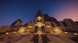 CleverCraft spawn Minecraft Blog Post