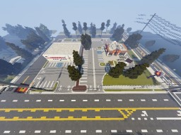 Advance Auto Parts/Taco Bell | Artenia Minecraft Map & Project
