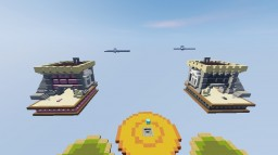 Lucky Block Bed Wars Minecraft Map & Project
