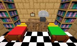 Mario Bros. adventure Minecraft Map & Project