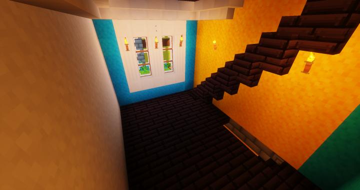 Interior - Taken with Sildur's Vibrant Shaders -Medium