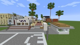 Beachfront Shop - Los Diamontes Minecraft Map & Project
