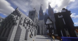 St Stephen's Church, Aland Minecraft Map & Project