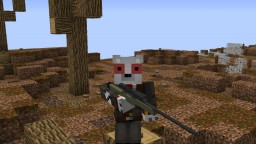 Realistic 3D Guns Pack - Snipers! Minecraft Texture Pack