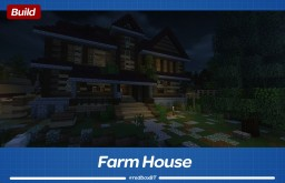 Farm House Minecraft