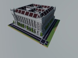 SimCity 4 - The Bureau of Bureaucracy Minecraft