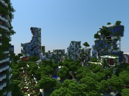Dead city, zombie apocalypse Minecraft Project