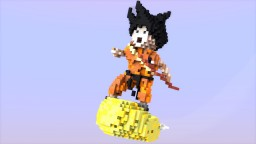 Dragon Ball Super - Goku! Minecraft Map & Project
